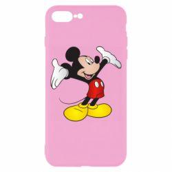 Чохол для iPhone 8 Plus Happy Mickey Mouse