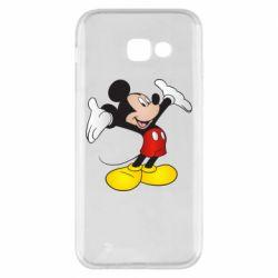 Чохол для Samsung A5 2017 Happy Mickey Mouse