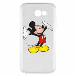 Чохол для Samsung A7 2017 Happy Mickey Mouse