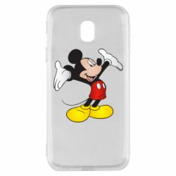 Чохол для Samsung J3 2017 Happy Mickey Mouse