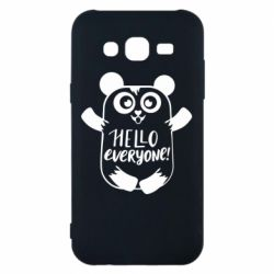 Чехол для Samsung J5 2015 Happy panda