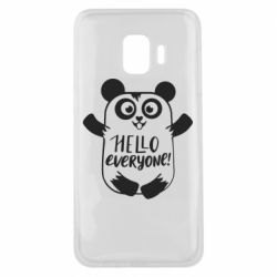 Чехол для Samsung J2 Core Happy panda
