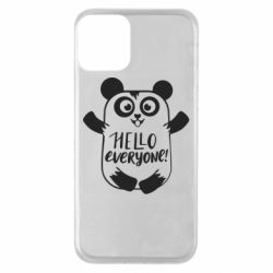Чехол для iPhone 11 Happy panda