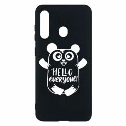 Чехол для Samsung M40 Happy panda