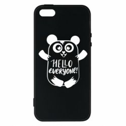 Чехол для iPhone5/5S/SE Happy panda