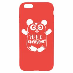 Чехол для iPhone 6/6S Happy panda