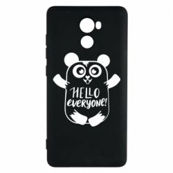 Чехол для Xiaomi Redmi 4 Happy panda