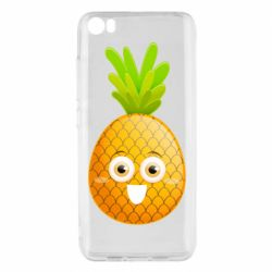 Чехол для Xiaomi Mi5/Mi5 Pro Happy pineapple