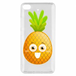 Чехол для Xiaomi Mi 5s Happy pineapple