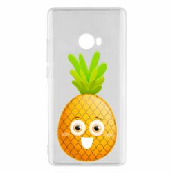 Чехол для Xiaomi Mi Note 2 Happy pineapple