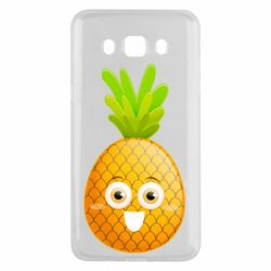Чохол для Samsung J5 2016 Happy pineapple