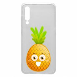 Чехол для Xiaomi Mi9 Happy pineapple