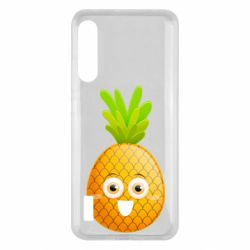 Чохол для Xiaomi Mi A3 Happy pineapple