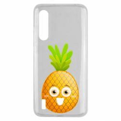 Чехол для Xiaomi Mi9 Lite Happy pineapple