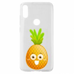 Чехол для Xiaomi Mi Play Happy pineapple
