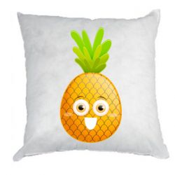 Подушка Happy pineapple