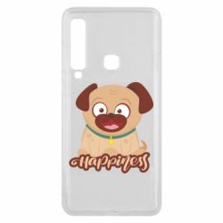Чехол для Samsung A9 2018 Happy pug