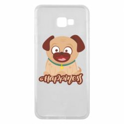 Чехол для Samsung J4 Plus 2018 Happy pug