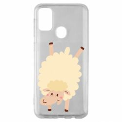 Чохол для Samsung M30s Happy sheep