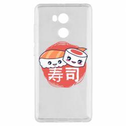 Чехол для Xiaomi Redmi 4 Pro/Prime Happy sushi