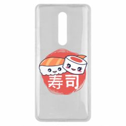 Чехол для Xiaomi Mi9T Happy sushi