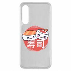 Чехол для Xiaomi Mi9 SE Happy sushi