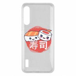 Чохол для Xiaomi Mi A3 Happy sushi