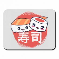 Коврик для мыши Happy sushi
