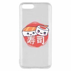 Чехол для Xiaomi Mi6 Happy sushi