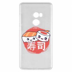 Чехол для Xiaomi Mi Mix 2 Happy sushi