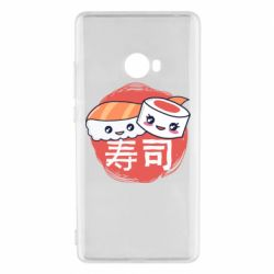 Чехол для Xiaomi Mi Note 2 Happy sushi