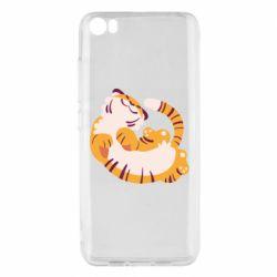 Чехол для Xiaomi Mi5/Mi5 Pro Happy tiger