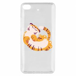 Чехол для Xiaomi Mi 5s Happy tiger