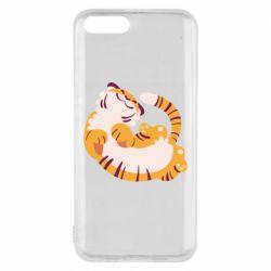 Чехол для Xiaomi Mi6 Happy tiger