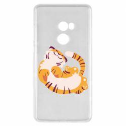 Чехол для Xiaomi Mi Mix 2 Happy tiger