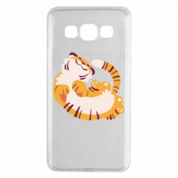 Чохол для Samsung A3 2015 Happy tiger