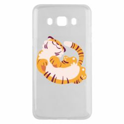 Чохол для Samsung J5 2016 Happy tiger