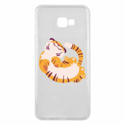 Чохол для Samsung J4 Plus 2018 Happy tiger