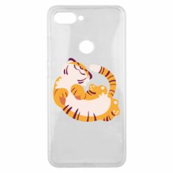 Чехол для Xiaomi Mi8 Lite Happy tiger