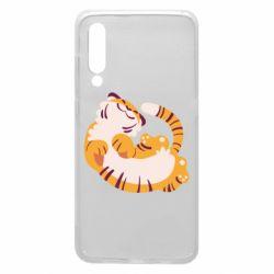 Чехол для Xiaomi Mi9 Happy tiger