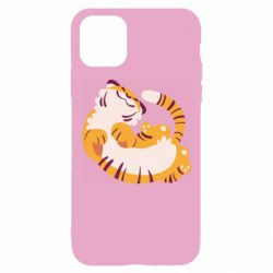 Чохол для iPhone 11 Pro Happy tiger