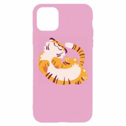 Чохол для iPhone 11 Pro Max Happy tiger