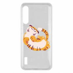 Чохол для Xiaomi Mi A3 Happy tiger