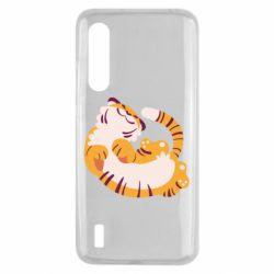 Чехол для Xiaomi Mi9 Lite Happy tiger