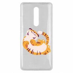 Чехол для Xiaomi Mi9T Happy tiger