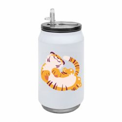 Термобанка 350ml Happy tiger