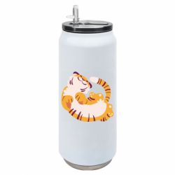Термобанка 500ml Happy tiger