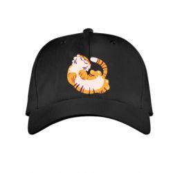 Детская кепка Happy tiger