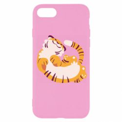 Чохол для iPhone 7 Happy tiger