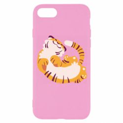 Чохол для iPhone 8 Happy tiger